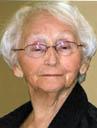 Avis de décès - Nadeau Dolorès ( 5 mars 2012) Lac-Mégantic
