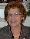 Avis de décès - Giroux Tanguay Madeleine ( 7 octobre 2012) Lac-Mégantic