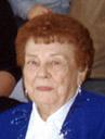 Avis de décès - Lachance Marie-Jeanne ( 7 juin 2013) Saint-Georges