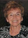 Avis de décès - Paquet Therrien Lauretta ( 2 octobre 2016) Lac-Drolet