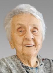 Avis de décès - Bouchard Roy Anne-Marie (12 mars 2020)  Lambton