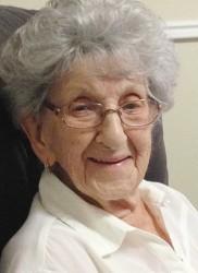 Avis de décès - Bellavance Marguerite (24 mars 2020) Lambton
