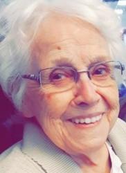 Avis de décès - Lavallée Bruneau Andrée ( 8 novembre 2020) Sherbrooke