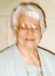 Avis de décès - Fortier Thérèse ( 1 janvier 2020) Sherbrooke
