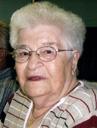 Avis de décès - Marguerite Proteau ( 7 juillet 2009) Lambton