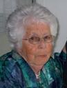 Avis de décès - Ferland Mélanie (Mimi) (28 décembre 2010) Lac-Mégantic
