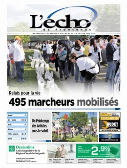 Volume 82 no 23 - 10 juin 2011