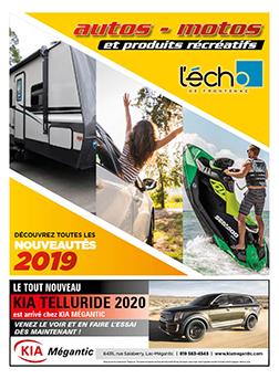 Cahier Auto 2019