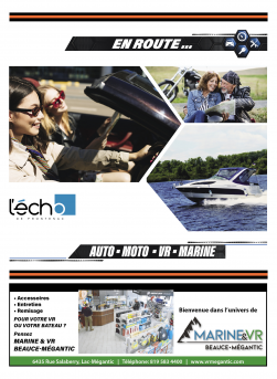 Volume 92 no 14 - 16 avril 2021 - cahier auto