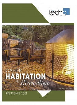 Volume 92 no 13 - 02 avril 2021 - Cahier habitation