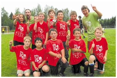 Ligue de soccer Richelieu : un nombre record de joueurs, cet été