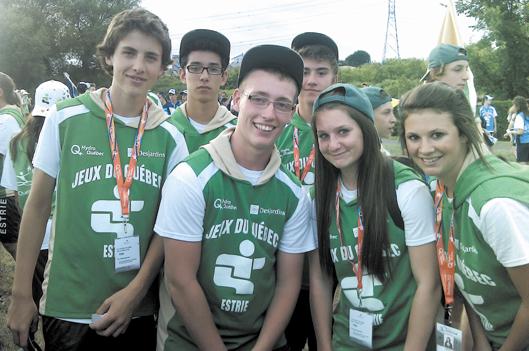 Le Club d'athlétisme de Montignac a participé à deux championnats provinciaux