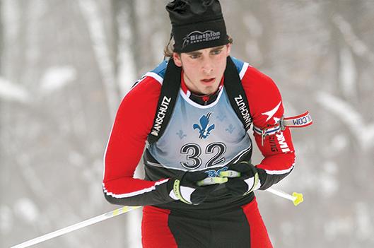 Champion québécois et nord-américain