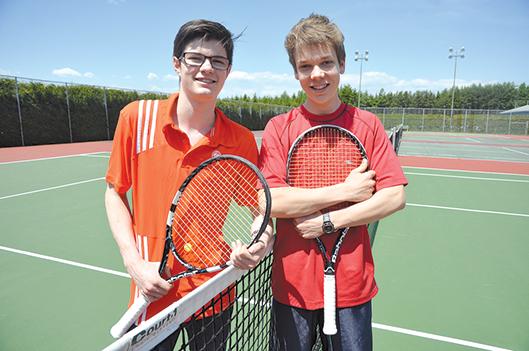 Tennis: un été affairé pour deux jeunes entraineurs