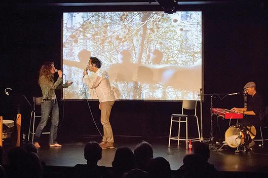Un spectacle littéraire  à la Médiathèque -   : Culture