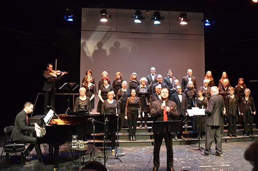 Concert de pur plaisir à la veille de Noël - Claudia Collard : Culture