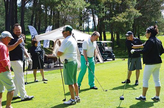Une 20e édition mémorable du Tournoi de golf des gens d'affaires