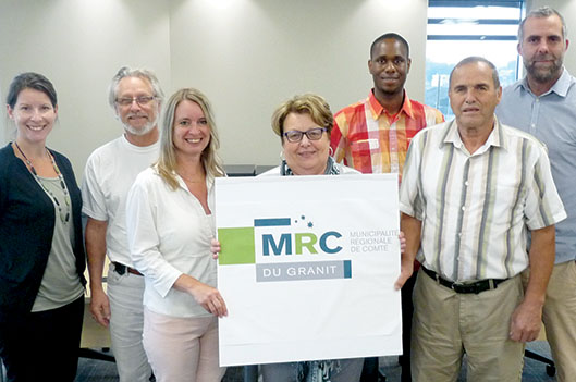 Soutien financier de la MRC à deux projets -   : Actualités