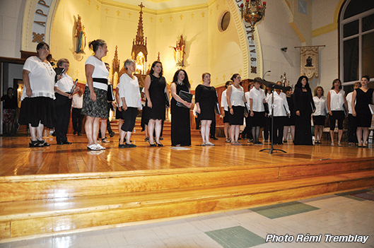 Songe d'été en musique : riche expérience pour Les Voix Liées - Rémi Tremblay : Culture
