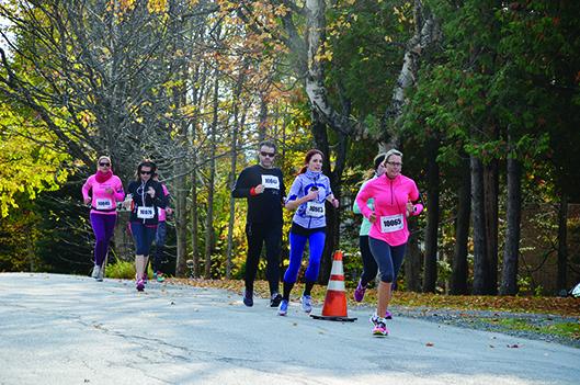 Le Demi-Marathon de Lac-Mégantic double son objectif avec 500 participants! - Claudia Collard : Sports
