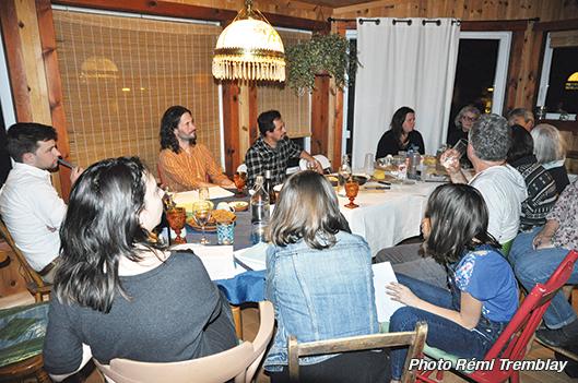 Assemblée de cuisine avec Gabriel Nadeau Dubois - Rémi Tremblay : Actualités