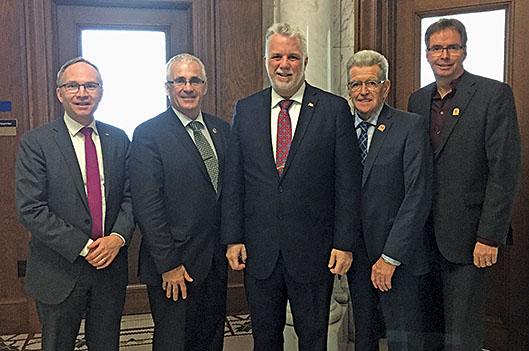 Québec annoncera bientôt un plan d'accélération du processus - Rémi Tremblay : Actualités