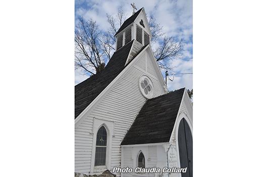 Une vocation culturelle pour l'ancienne chapelle anglicane - Claudia Collard : Culture