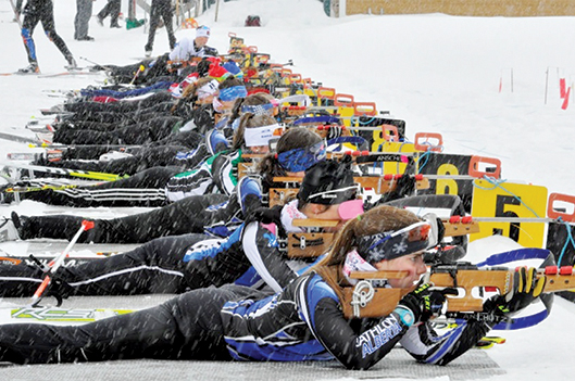 Inscription au biathlon