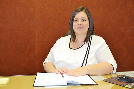 La nouvelle mairesse de Lac-Mégantic déjà à l'oeuvre sur le terrain - Claudia Collard : Actualités