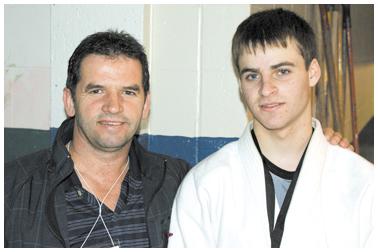 La médaille de bronze pour Maxime Isabel