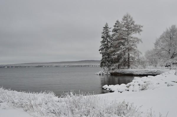 À quand la glaciation du lac? Réponse: samedi 21 décembre. Merci Henriette Veilleux et Guy Nadeau.