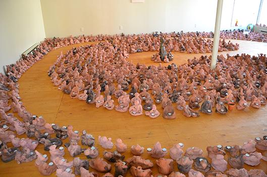Galerie Métissage : lieu de rencontre et d'expression artistique - Claudia Collard : Culture