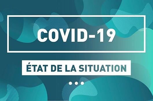COVID: remontée stabilisée