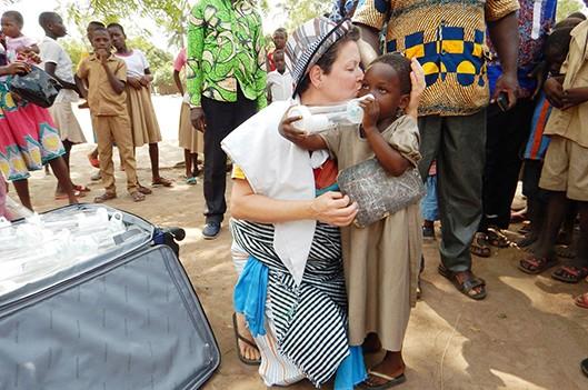 Eau cœur de l'Afrique - Rémi Tremblay : Actualités Voyages