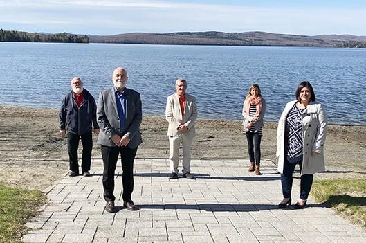 Ensemble pour la santé du lac Mégantic