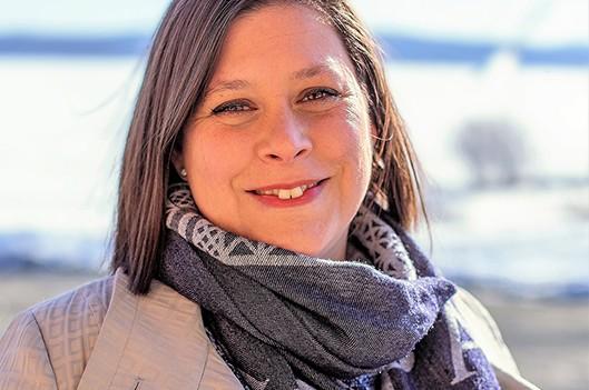Julie Morin en lice aux prochaines élections municipales  - Claudia Collard : Actualités Municipalité