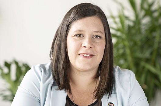 La mairesse Julie Morin fait appel à la solidarité des «résistants»