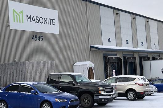 Masonite déménage IMM aux États-Unis - Rémi Tremblay : Actualités