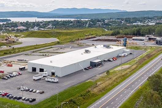 Un produit haut de gamme exclusif fabriqué dans la nouvelle usine de Tafisa