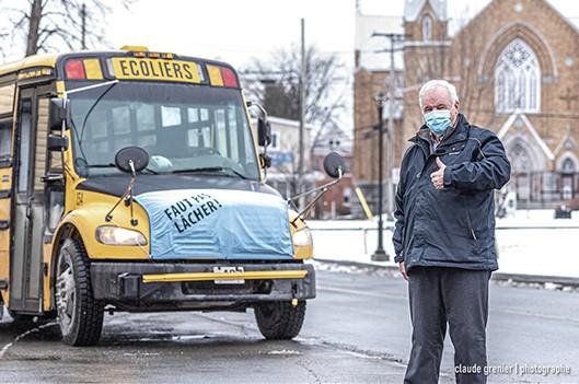 Vaccination : les chauffeurs d'autobus scolaires veulent faire partie des groupes priorisés